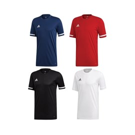 Adidas Team 19 Jersey Shortsleeve