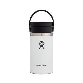 Boca Hydro Flask Wide Mouth Flex Sip™ Lid White