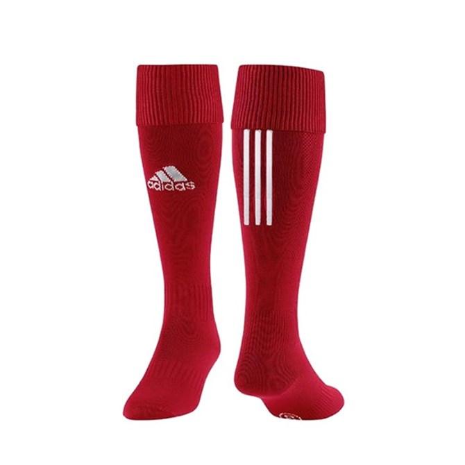 Čarape Adidas Santos 3-Stripes Red ROST ŠPORT ead54b02ea552