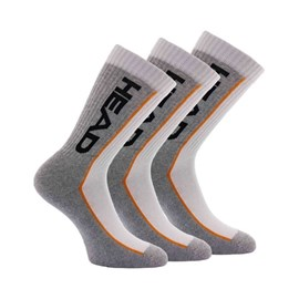 Čarape Head Performance Stripe Crew 3-Pack