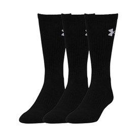 Čarape Under Armour 3 Pack Black