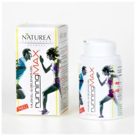 Gel za masažu Naturea Running Max