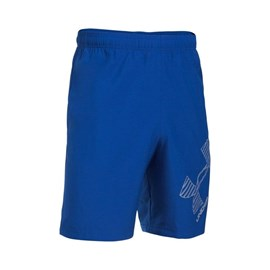 Hlačice Under Armour Graphic Woven Shorts Blue