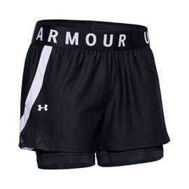 Hlačice Under Armour Play Up 2in1 Black