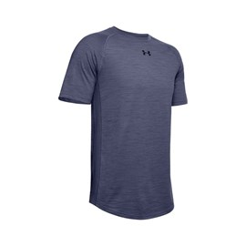 Majica Under Armour Charged Cotton® Blue Ink