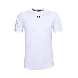 Majica Under Armour Charged Cotton® White