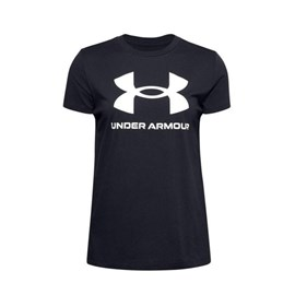 Majica Under Armour Sportstyle Graphic Black