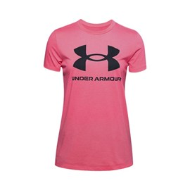 Majica Under Armour Sportstyle Graphic Pink