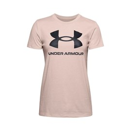 Majica Under Armour Sportstyle Graphic Rose
