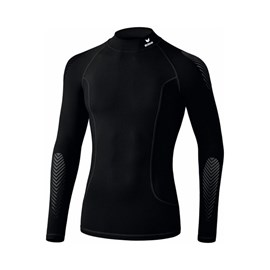 Majice Erima Long Sleeve Elemental Black