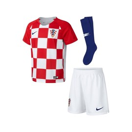 Nike Croatia Home Set  LK NK BRT KIT HM Junior