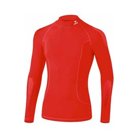 Podmajica Erima Elemental Long Sleeve Top Red
