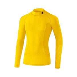 Podmajica Erima Long Sleeve Top Yellow