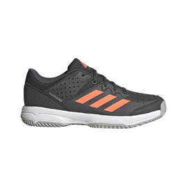 Tenisice adidas Court Stabil Jr Grey Six/Signal Coral