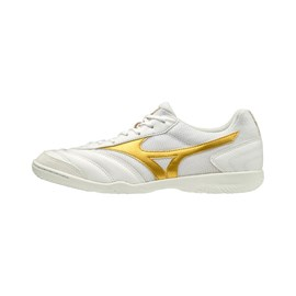 Tenisice Mizuno MRL Sala Club Indoor White/Gold