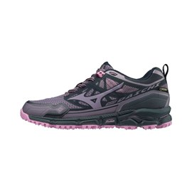 Tenisice Mizuno Wave Daichi 4 GTX Black/Purple