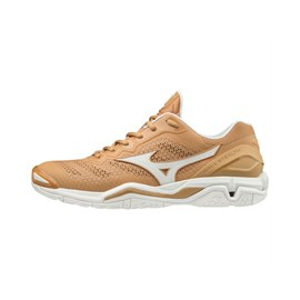 Tenisice Mizuno Wave Stealth V Sheepskin/White