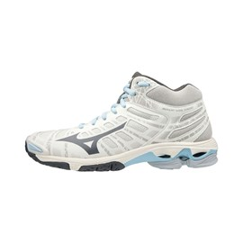 Tenisice Mizuno Wave Voltage Mid White/Grey