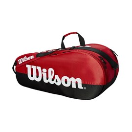Torba Wilson Team 2 Compartment Red/Black