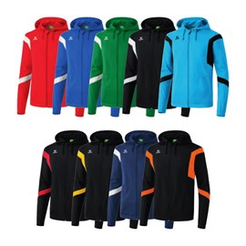 Trenirka Classic Team Training Jacket With Hood
