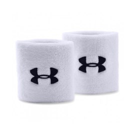 Znojnik Under Armour Performance Wristband White